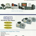 Malaysia Automobile Products | AC Gear Motor | Automation Control Device | Stepping Motor