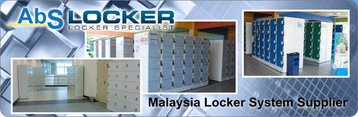 Malaysia ABS Locker Supplier | Malaysia Locker System Supplier | Locker System Renting in Malaysia